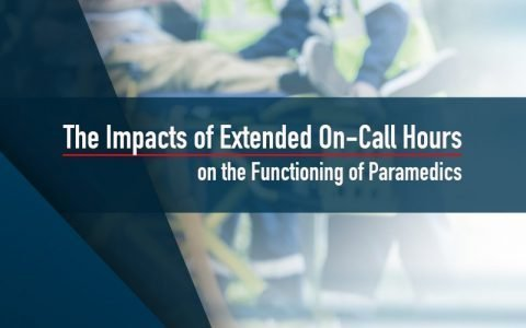 The Impacts of Extended On-Call Hours on the Functioning of Paramedics
